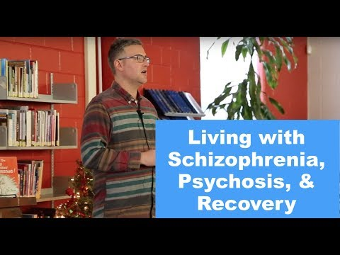 Living with Schizophrenia, a living role model for the world