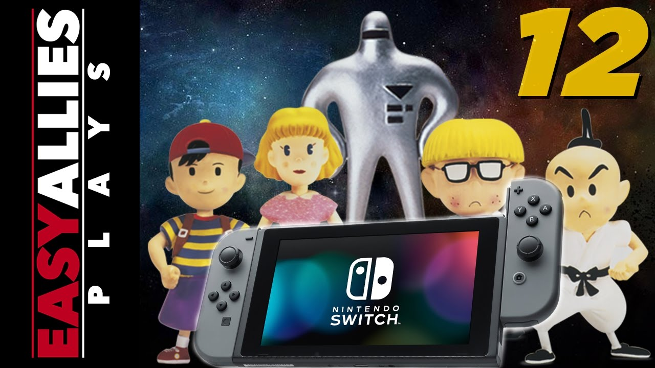 Blood Plays EarthBound (Pt  12) and Switch Q&A