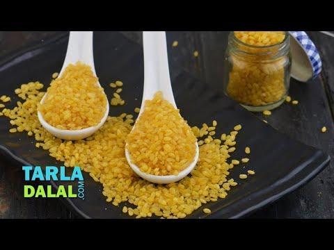 fried-moong-dal-by-tarla-dalal