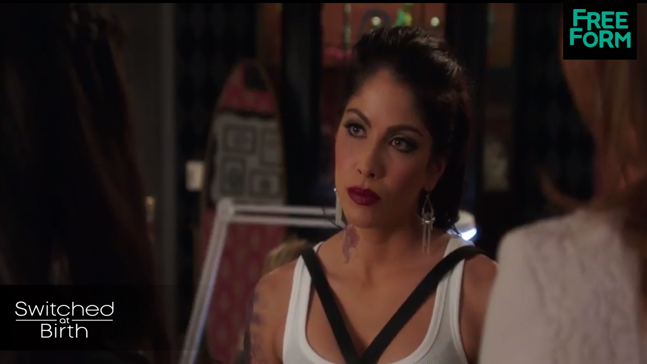 Switched at birth season 5 episode 2 bay looks for a for Tv show with tattooed woman