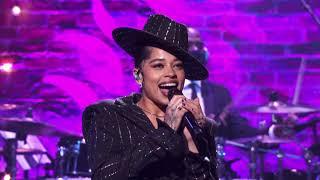 2020 Soul Train Awards - Ella Mai Performs