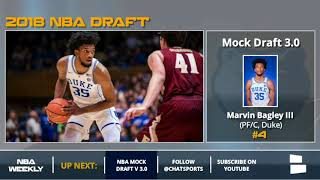 2018 NBA Mock Draft: Post-Combine Edition