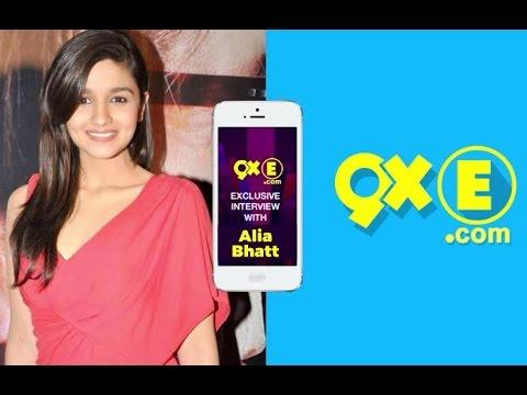 Alia Bhatt's EXCLUSIVE Conversation with SpotboyE