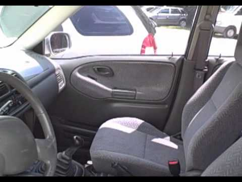 AutoNorte Vende: Chevrolet Grand Vitara 2.0 5P (2001)