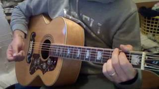 stand by me by oasis acoustic guitar lesson