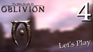 Прохождение The Elder Scrolls IV: Oblivion с Карном. Часть 4