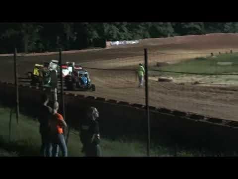 Linda's Speedway 600s A Main Heat 9-14-18