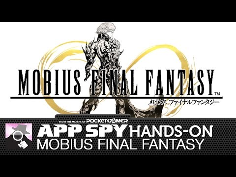 Mobius Final Fantasy | iOS iPhone / iPad / Android Hands-On