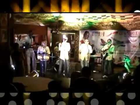 Congo: Maisha Soul concert in Kinshasa 2011