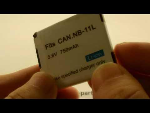 CANON NB-11L ,NB-11LH Camera Battery