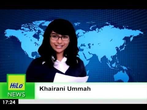 HiLo Video Green Reporter (Izzan, Khairani, Fathan)