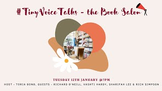 #TinyVoiceTalks - Book Salon - Delving into the emotion of books
