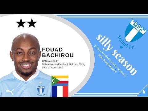 FOUAD BACHIROU | NEW MIDFIELDER IN MALMÖ FF? | SILLY SEASON