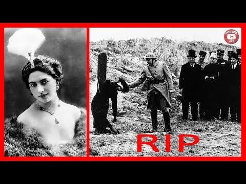 Mata Hari, The Notorious WWI Spy  (1905 - 1917)