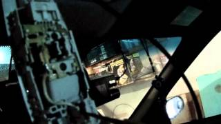 Рено Логан, навигатор к плафону освещения.