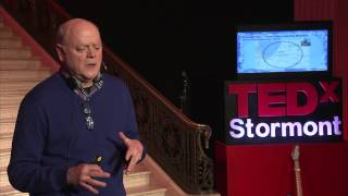 Creativity and Imagination: Gregg Fraley at TEDxStormont
