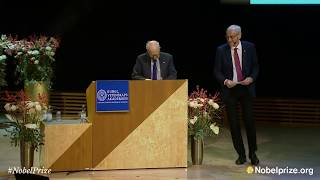 2017 Nobel Lectures in Physics thumbnail