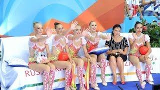 RG Universiadе Kazan 2013 AA Group. Day 2