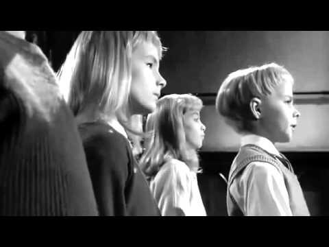 Download Cult Horror Movie Scene N°66 - Village of the Damned (1960) - Ending