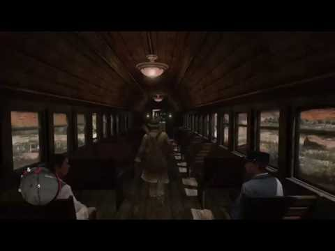 Calm and Casual train ride   RDR