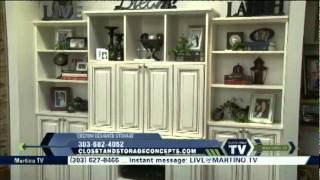 Closet & Storage Concepts on Martino TV Thumbnail