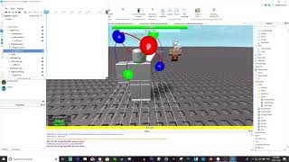 Roblox Studio :: Making Instant Transmission For My New Dragon Ball Game