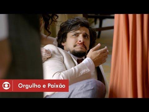 Orgulho e Paixão: capítulo 11 da novela, sábado, 31 de março, na Globo