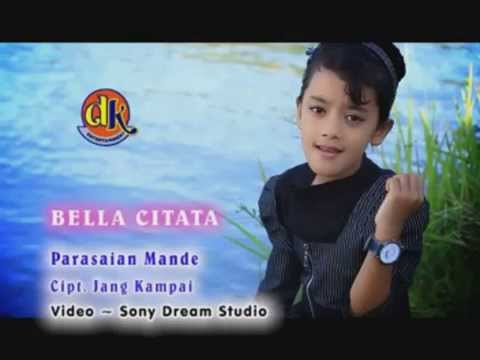 BELLA CITATA ~ Lagu Minang Anak Anak ~ Parasaian Mande