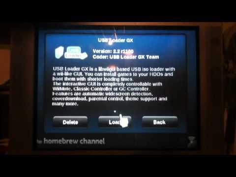 Usb loader gx 4 3u download sendspace   Download Wii usb