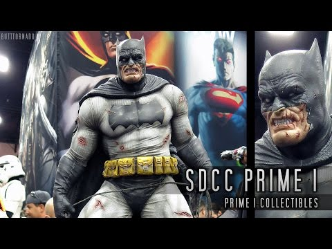 2016 SDCC Prime 1 Booth