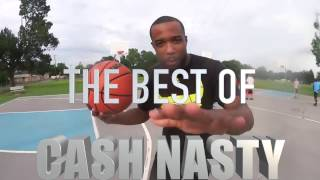 Top Moments Of CashNasty Basketball Highlights! Crossovers & Gamewinners