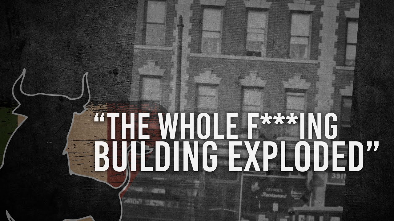 """""""The Whole F***ing Building Exploded"""" 