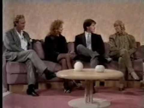 Susan Howard on The Wogan Show