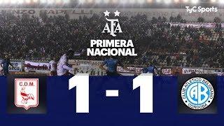 Deportivo Morón 1 VS. Belgrano 1 | Fecha 4 | Primera Nacional 2019/2020