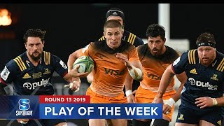 PLAY OF THE WEEK | Super Rugby 2019 Rd 13