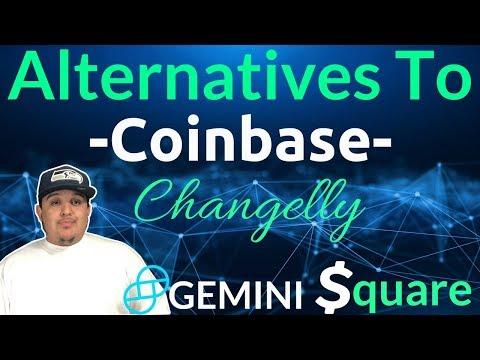 Coinbase Alternatives 2018