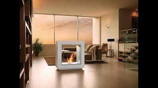 What Is An Ethanol Fireplace Youtube