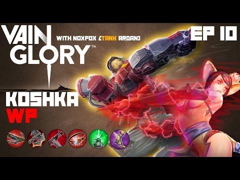 Vainglory - Breaking The Meta EP 10: Koshka |WP| Jungle Gameplay