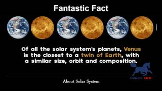 fantastic facts   Solar System