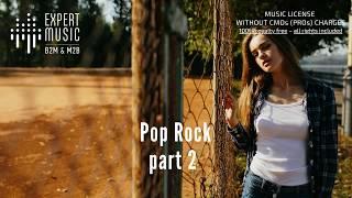 Licensed music – playlist 'Pop rock – part 2'
