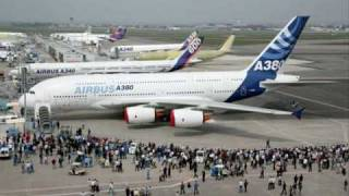 Top 10 Biggest airplanes in the world!