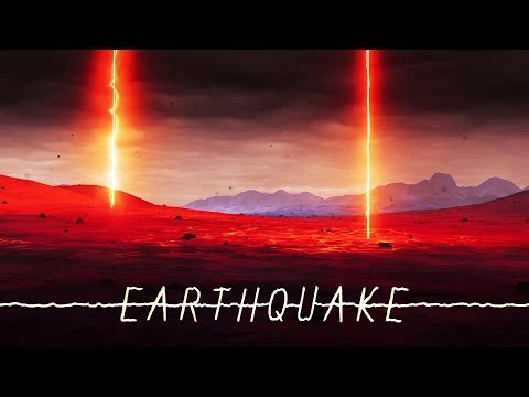 Hardwell feat. Harrison -  Earthquake (Visual Lyric Video)