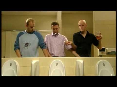 Peeing video british