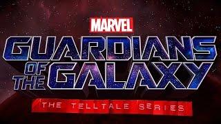 🌳 Я ЕСТЬ ГРУТ! 🌳 Прохождение Guardians of the Galaxy: A Telltale Series [ЭПИЗОД 1] #1