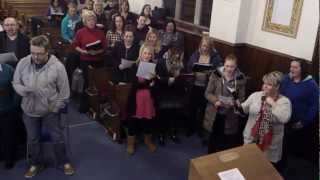 The Heart Of scotland Choir EDGE OF GLORY