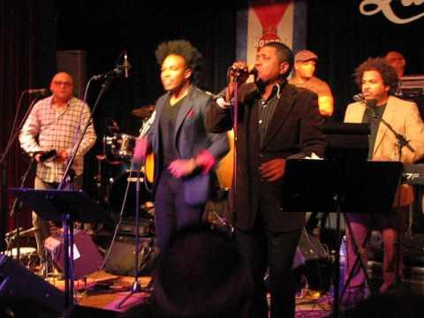 Café cubano at Lula Lounge Toronto, Canada March 17