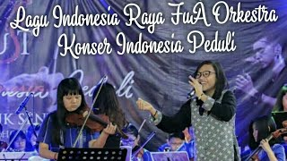 Lagu Indonesia Raya Full Orkestra
