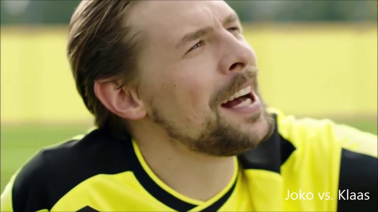 Joko und Klaas - Kevin Großkreutz Mentos Werbung (Verarschung)