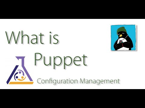 What is Puppet Configuration Management