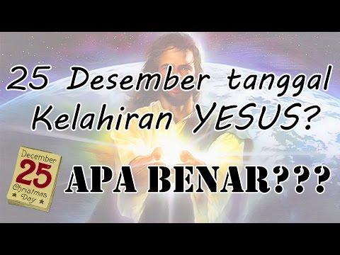 Apa Benar Natal Tanggal 25 Desember? Arti Natal yang Sesungguhnya
